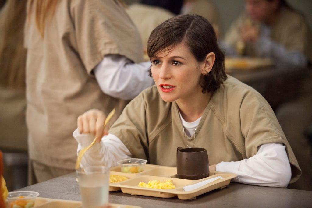 Yael Stone as Lorna Morello