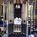 Hanging L-Sit