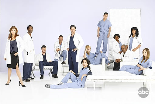 """What Really Happens on the """"Grey's Anatomy"""" Set"""