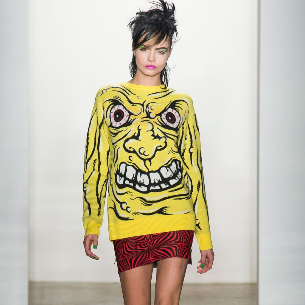 Jeremy Scott Runway | Fashion Week Fall 2013 Photos