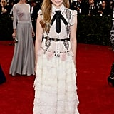Chloe Moretz at the 2014 Met Gala