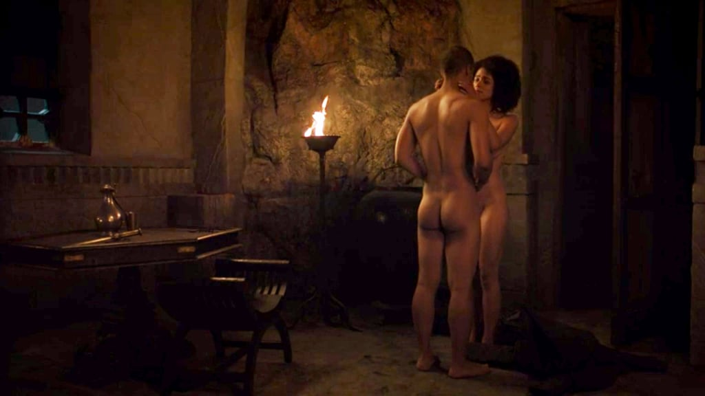 All the Butts From Game of Thrones