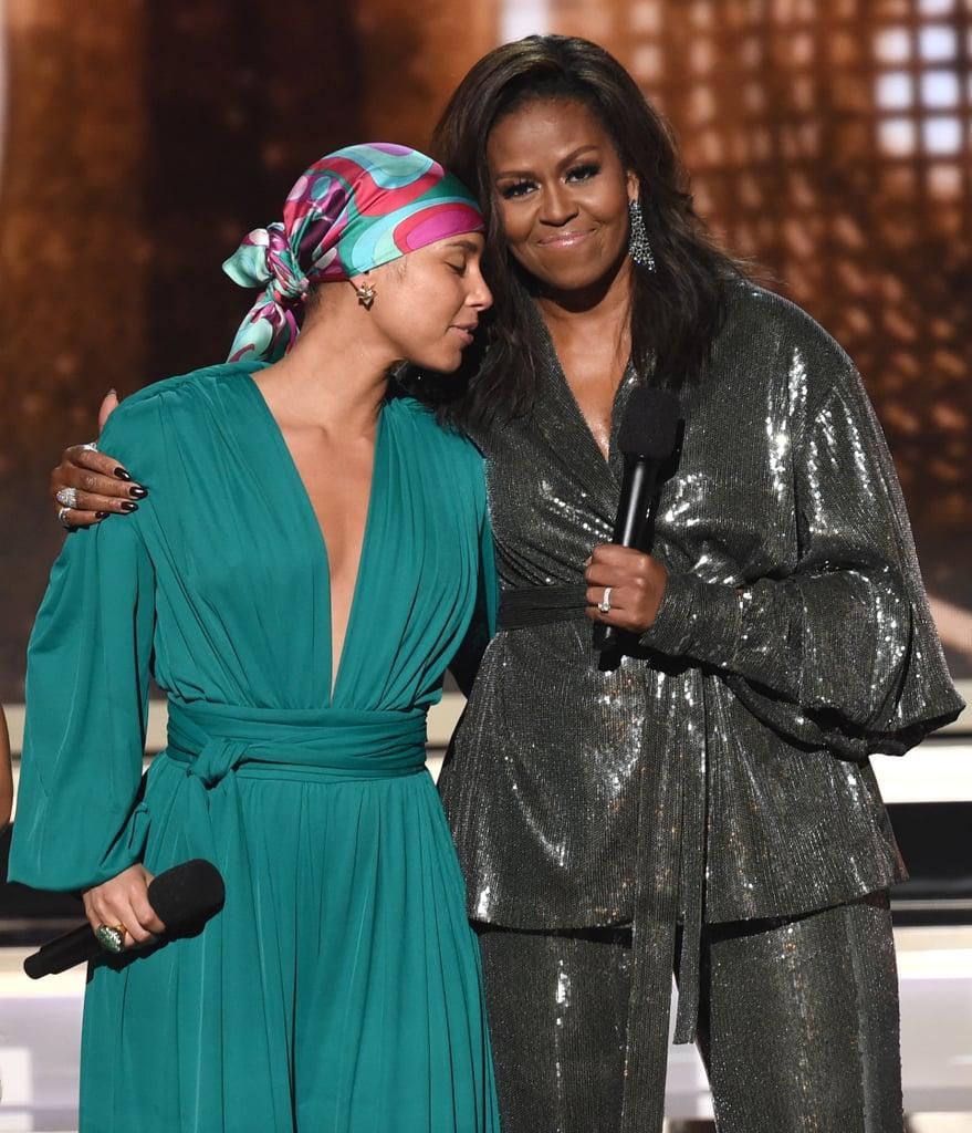 رسالة إلى ميشيل أوباما من أمها بعد جوائز الغرامي 2019