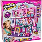 For 7-Year-Olds: Shopkins Shoppies Shopville Super Mall