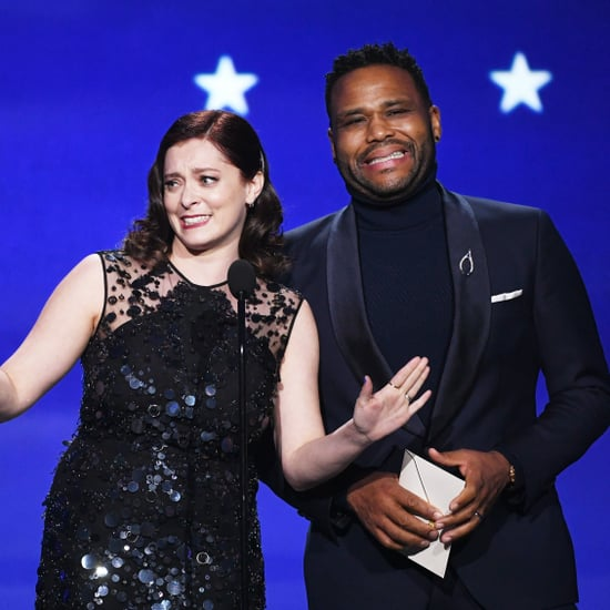 Rachel Bloom's T.J. Miller Joke at Critics' Choice Awards
