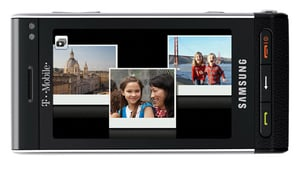 Daily Tech: Samsung Debuts the 8-MP Touchscreen Memoir