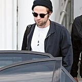 Robert Pattinson traveled to Sydney.