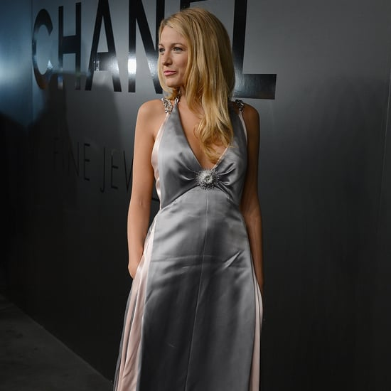 Blake Lively at Chanel Jewelry Party