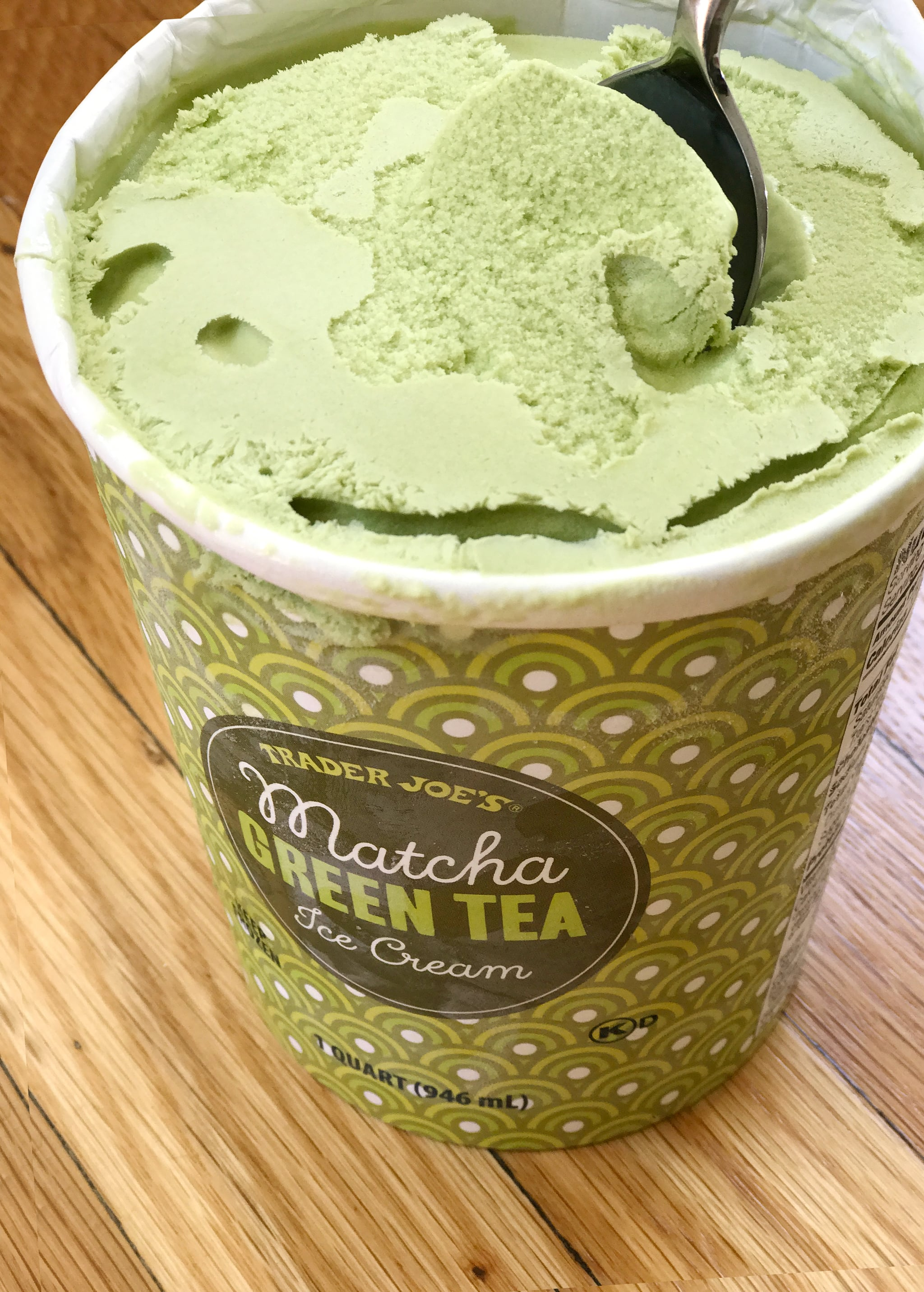 Trader Joes Recalls Matcha Green Tea Ice Cream | POPSUGAR Food