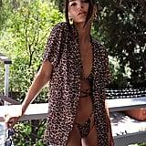 Inamorata El Camino Shirt in Leopard