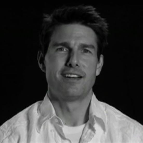 Tom Cruise Talking About Katie Holmes and Suri Cruise Video