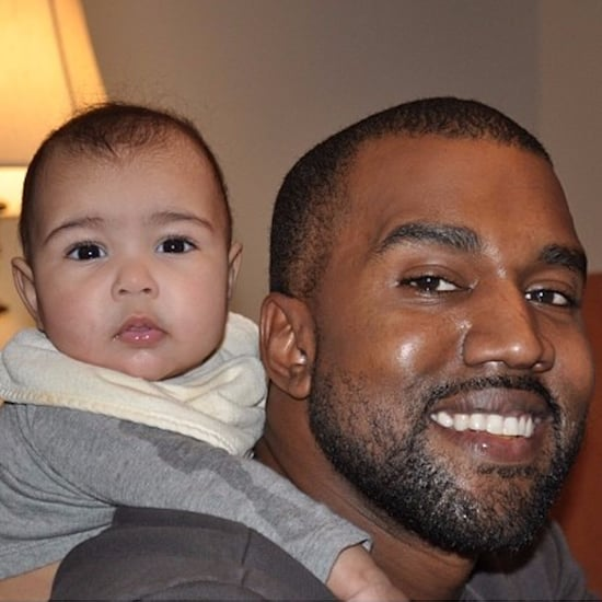 Kanye West's Cutest Pictures With North