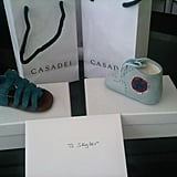 Custom-Designed Casadei Shoes