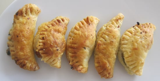 Swiss Chard and Mushroom Empanada Recipe