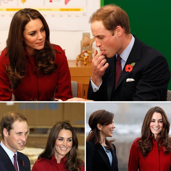 William and Kate Come Out For Africa in Denmark
