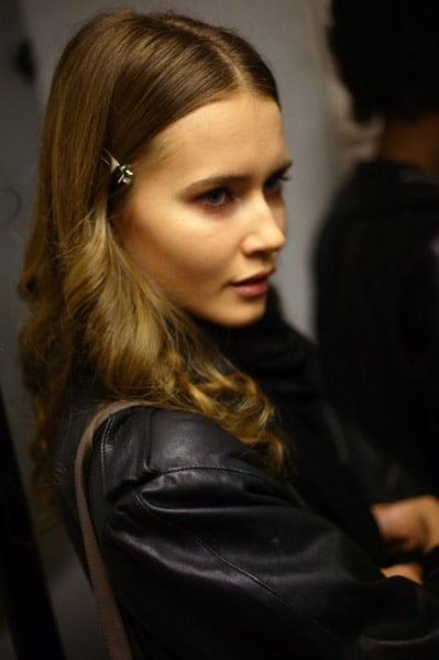 Backstage at Paris Fashion Week: Fatima Lopes