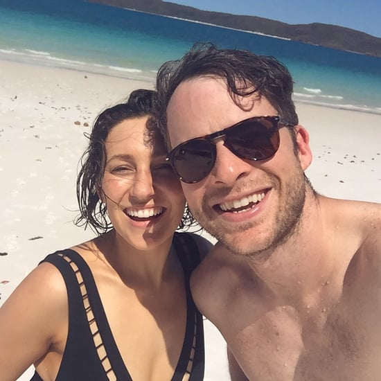 Hamish Blake and Zoë Foster Blake in Australian Tourism Ads