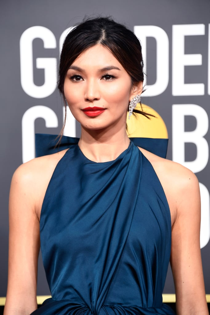 Gemma Chan in Marc Anthony True Professional