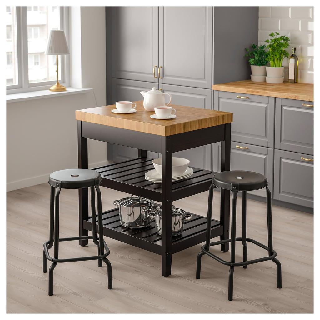 Vadholma Kitchen Island | Best Ikea Kitchen Furniture With ...