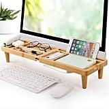 Bamboo Desk Organiser
