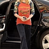 Madonna Wearing Ed Hardy