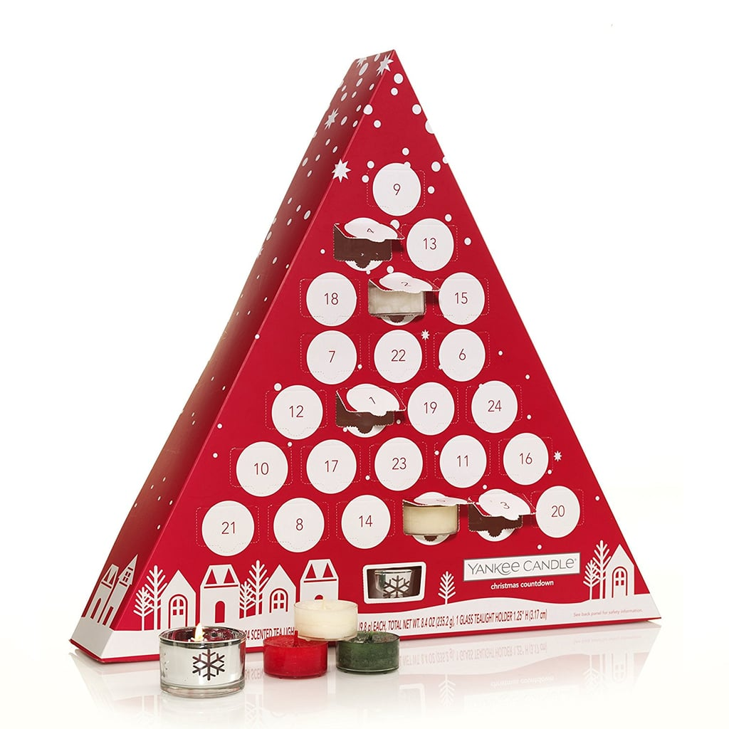 Yankee Candle Tree Countdown Calendar Gift Set Yankee