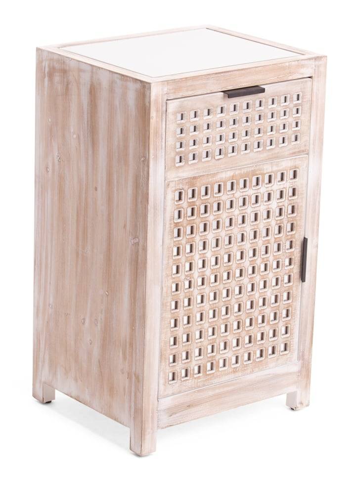 Mirrored Cabinet | Best Small-Space Furniture From TJ Maxx ...