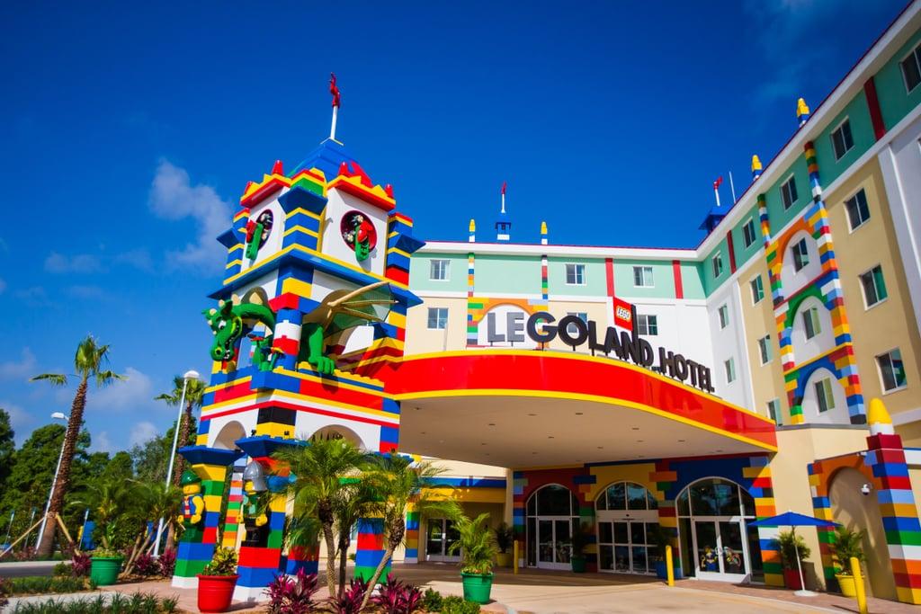The New Legoland Hotel