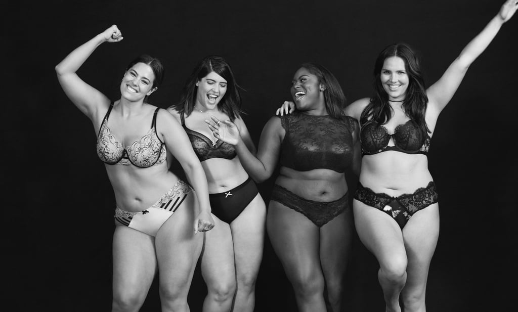 "A few years ago, Lane Bryant launched a lingerie campaign that seemingly addressed Victoria's Secret and its famously slender Angels. Promoting the brand's Cacique line, the #ImNoAngel campaign boldly drew a line in the sand. Now, Lane Bryant has brought the campaign back in a stunning commercial, which originally aired during the 2017 Emmy Awards.  So which familiar faces and ""curve models"" — to use Ashley Graham's terminology — star in the commercial? Well, there's Ashley herself, as well as Candice Huffine, Denise Bidot, and Danielle Brooks of Orange Is the New Black.  In the commercial, the four women open up about their bodies and the insecurities they've struggled with. That being said, the tone quickly shifts as they proclaim, ""This is who I am!"" and encourage viewers to embrace their bodies. Ahead, watch the empowering commercial and see some pictures from the campaign.      Related:                                                                                                           The Most Size-Inclusive Runway Kicked Off London Fashion Week"