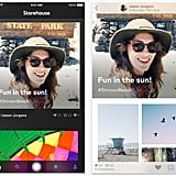 Storehouse (free, iOS) — Create and share embeddable stories by combining photos, videos, and text in beautiful, customizable layouts.
