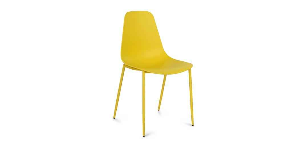 Article Svelti Daisy Yellow Dining Chair
