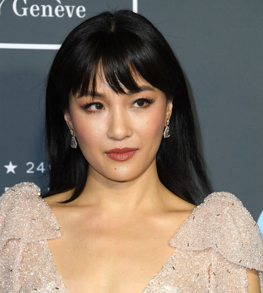 Constance Wu With Baby Bangs