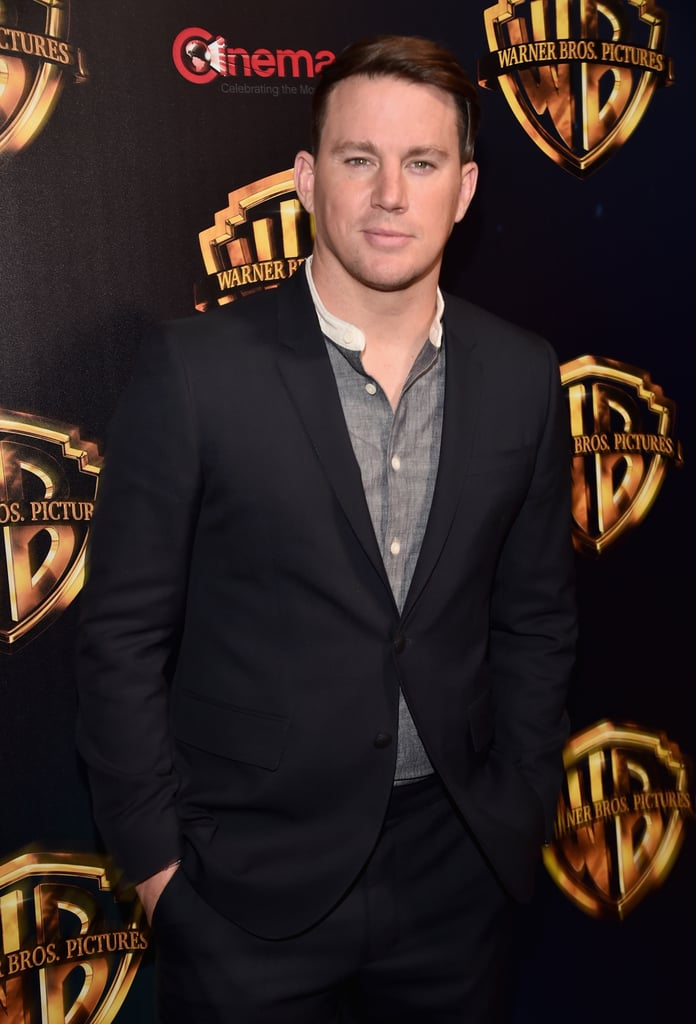 "Just days after returning to the spotlight, Channing Tatum made his first red carpet appearance since announcing his split from Jenna Dewan at CinemaCon in Las Vegas on Tuesday. The actor attended the event to promote his new animated film, Smallfoot, with his costars Zendaya and Common. Once inside, Channing participated in a panel discussion and even linked up with Bradley Cooper backstage.  Channing and Jenna announced their separation after nearly nine years of marriage on April 2. Since their announcement, there have been reports that Channing's ""excessive drinking"" led to their breakup, though Jenna quickly shut them down by releasing a statement through her rep to Us Weekly. ""Happy to clarify that absolutely none of these rumors are true,"" the statement read. ""The situation is as positive as it can be. Nothing negative is going on here. They're both incredibly mature about this. There's nothing more really to say.""  Jenna also recently made her first official outing at the St. Jude Hope & Heritage Gala in NYC this past Friday."