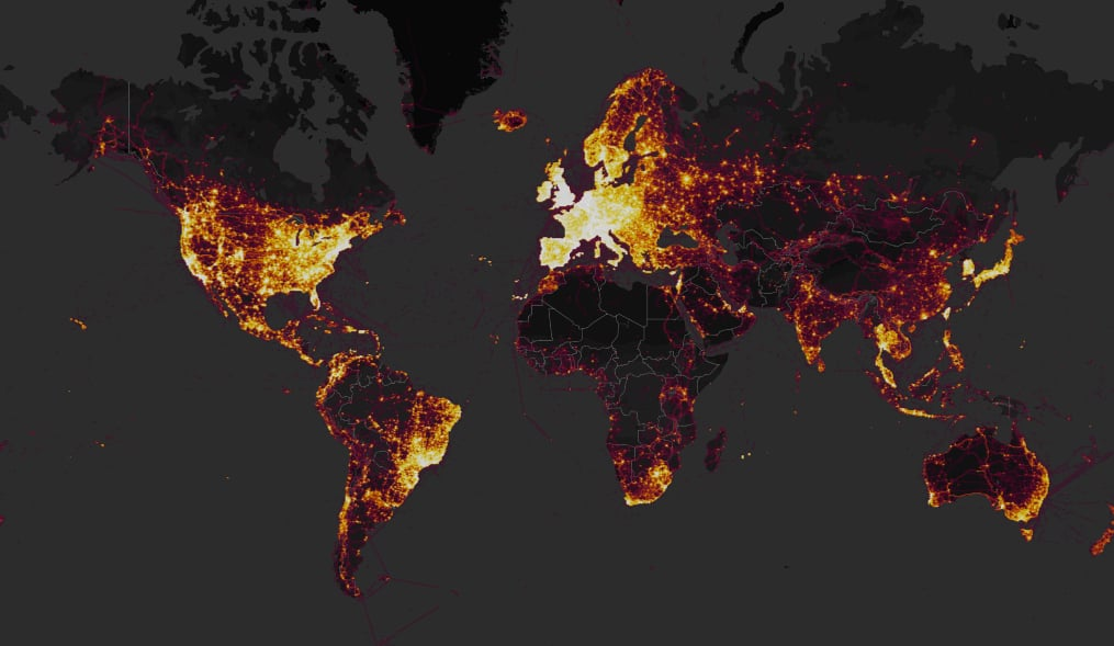 Strava's Global Heatmap poses security threat.