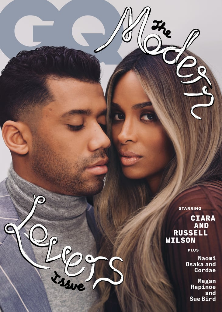 Ciara and Russell Wilson on Marriage, Family, and Love