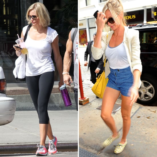 Cameron Diaz Shopping in NYC | Pictures