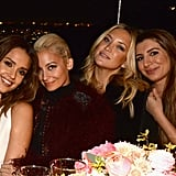 In November 2015, Nicole enjoyed a fun girls' night out in LA with pals Jessica Alba, Kate Hudson, and Nasim Pedrad.