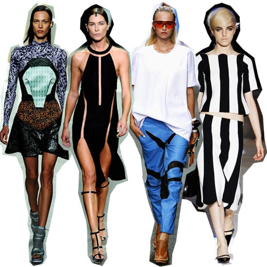 Our Favourite Look from the Top Looks from the Top Runways Shows at Spring 2013 New York Fashion Week