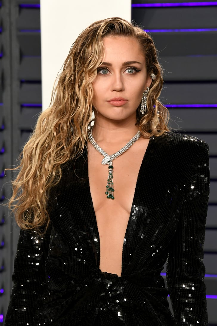 Miley Cyrus Says Her First Kiss Was With a Girl | Billboard