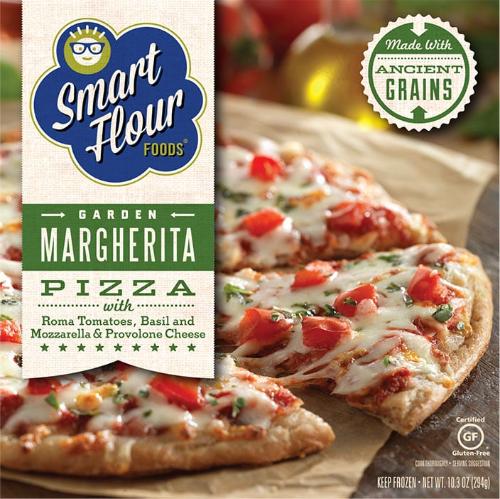 Smart Flour Foods' Margherita Pizza ($8)