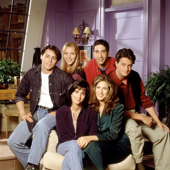 Friends in Theaters For 25th Anniversary