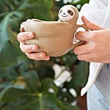 Sloth-Shaped Mug