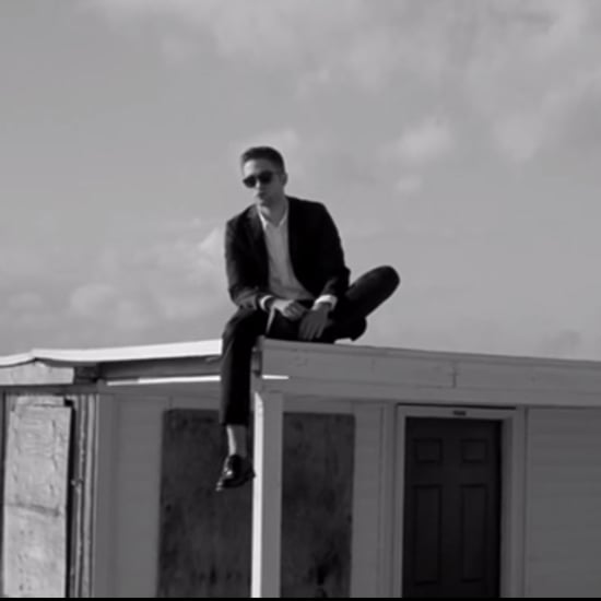 Robert Pattinson Dior Homme Campaign Video