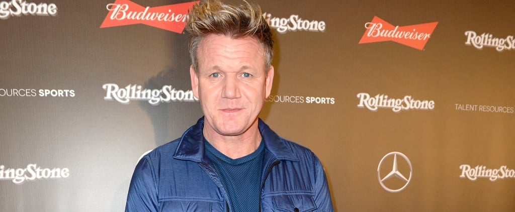 Gordon Ramsay Is Roasting Twitter Users on Their Culinary Skills, and It's Hilarious