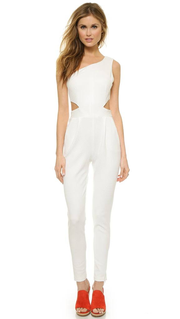 One by Hunter Bell Kelly Jumpsuit ($253)