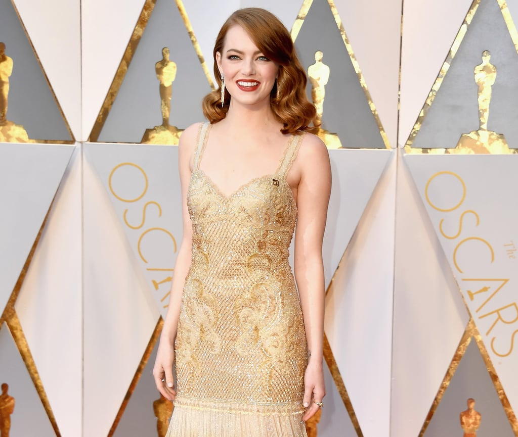 2017 Oscars Red Carpet and Celebrity Pictures
