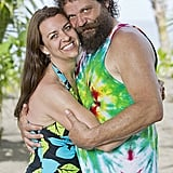 Laura and Rupert Boneham  Ages: 44 and 49 Relationship: Married Hometown: Indianapolis, IN Occupations: Merchandiser and mentor for troubled teens Alumni cred: Rupert has been on Survivor: Pearl Island, All Stars, and Heroes vs. Villains