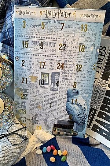 Harry Potter Advent Calendar at Asda