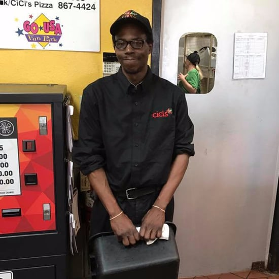 Dad Sees Special-Needs Employee Interaction at Cicis Pizza