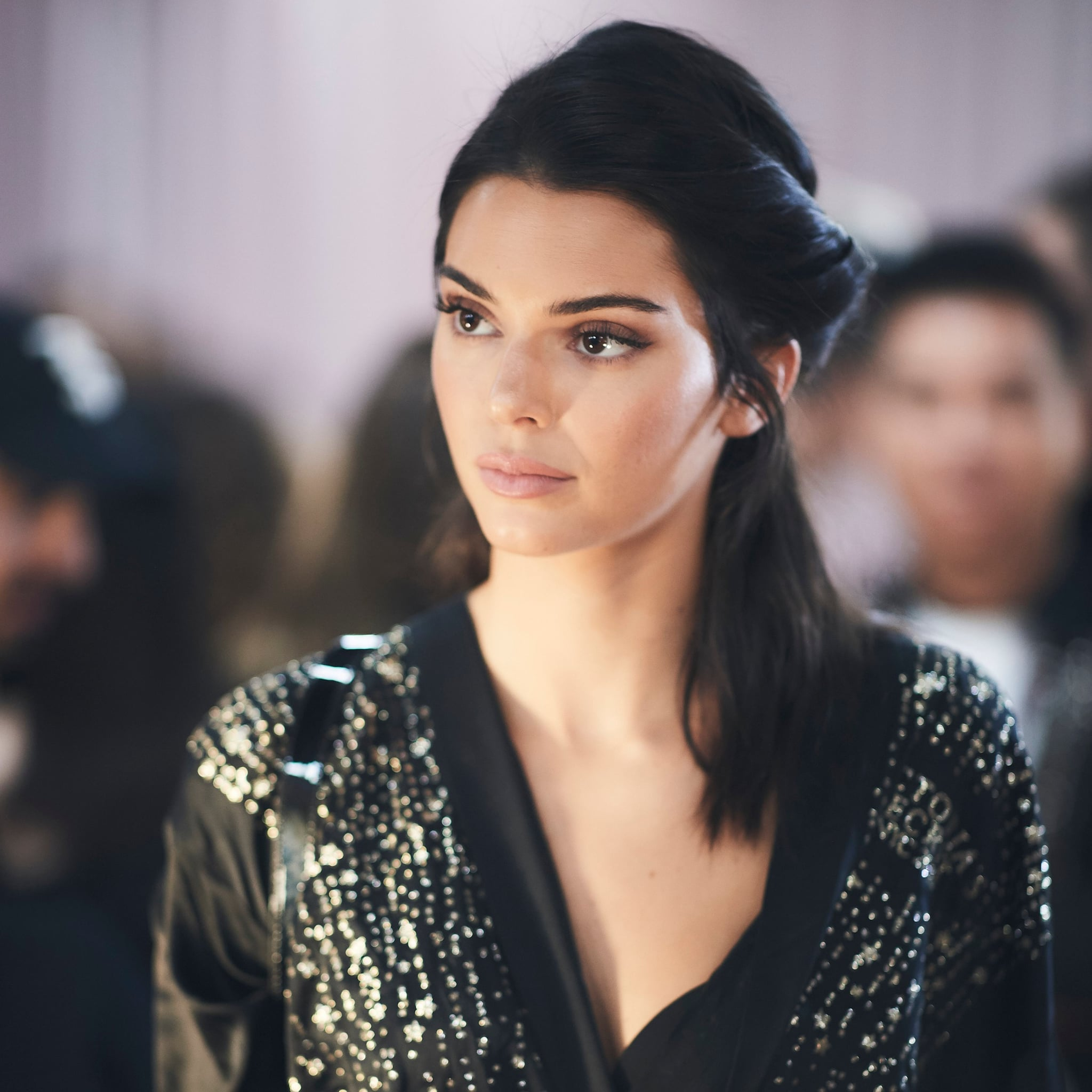 Kendall Jenner Nighttime Routine Allure March 2019   POPSUGAR Beauty